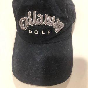 Callaway Golf Baseball Hat w/Adjustable Strap Back